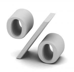 Percentage symbol