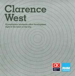 Clarence West Logo