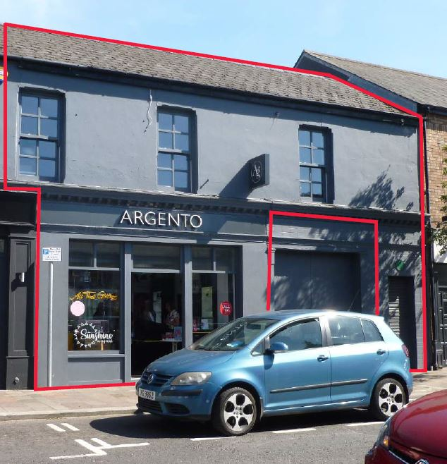 48 High Street, Holywood BT18 9AE